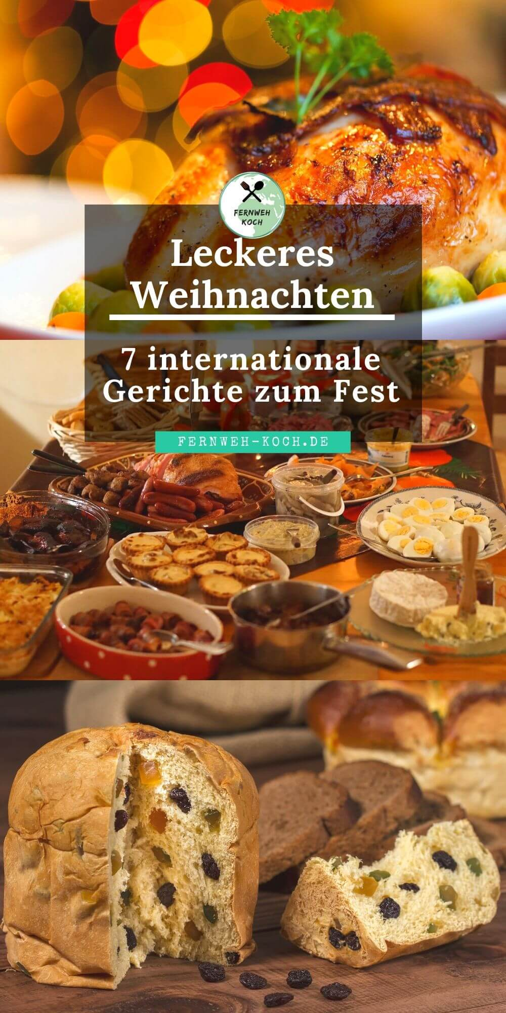 Internationales Weihnachten Pinterest