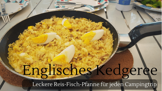 Englisches Kedgeree - Campingfood small
