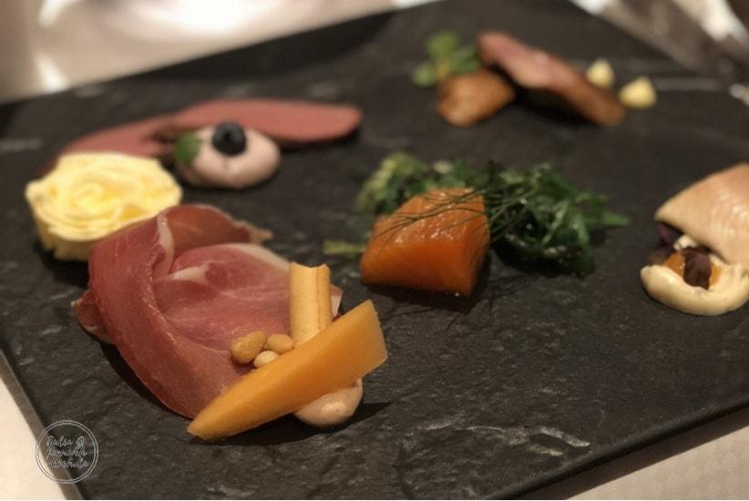 Thalasso Menü – Essen für Leib und Seele