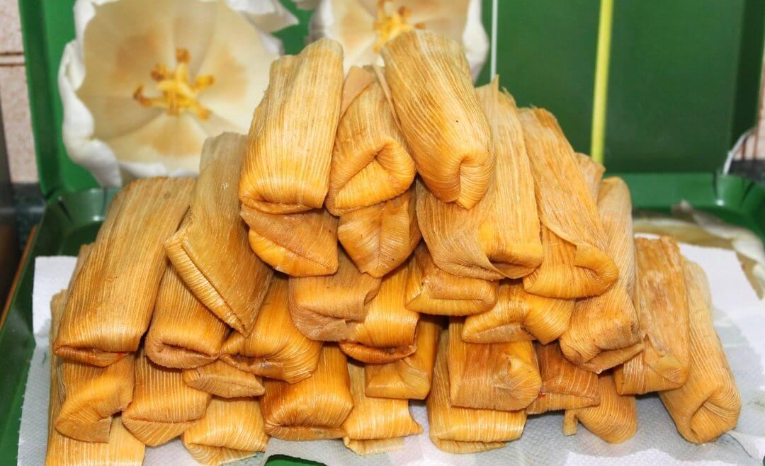Tamales aus Costa Rica